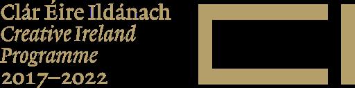 Abbey Art Studios Creative Ireland Programme Logo