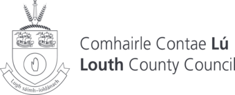 Abbey Art Studios Louth County Council Logo