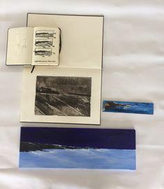 Abbey Art Studios Portfolio Notebooks 2