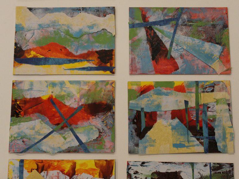 Abbey Art Studios Portfolio Paintings 1