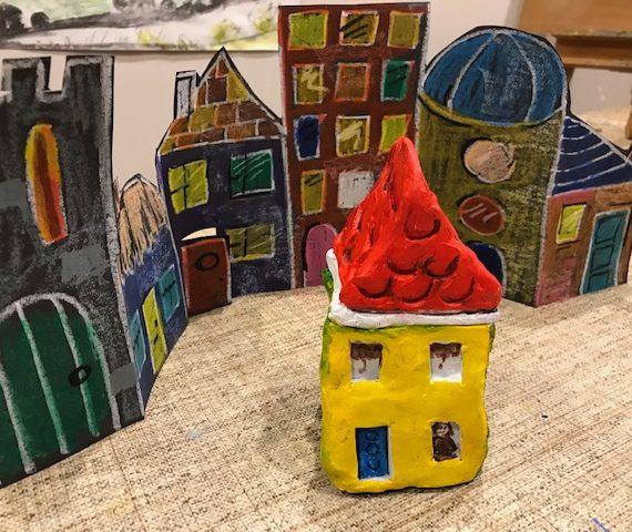 Abbey Art Studios Project Stabannon School 1